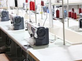 汉服定制厂房设备