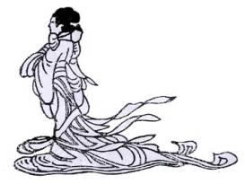 晋代顾恺之《列女传图》